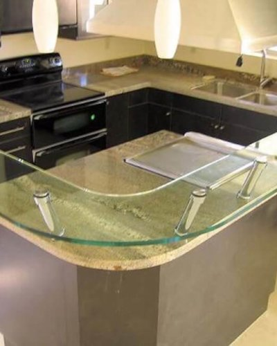 BC1 - Bar Countertop Glass