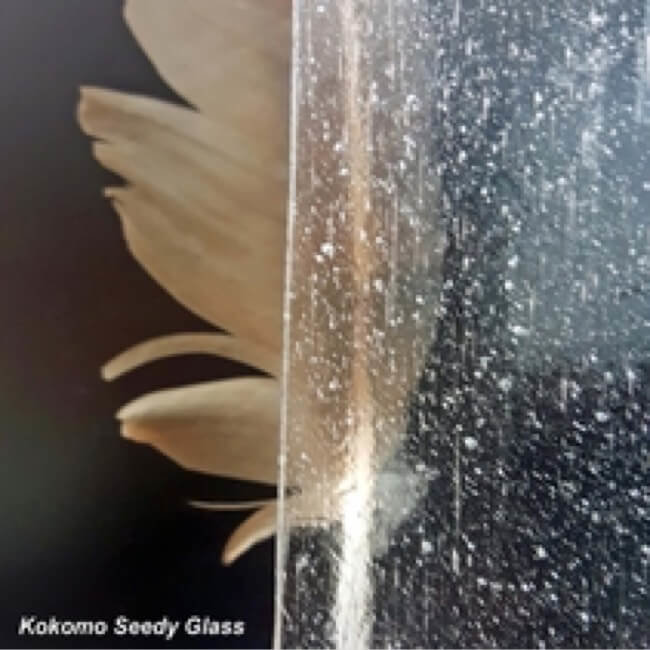 Kokomo Seedy Glass