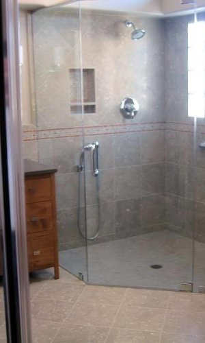 Neo Shower Enclosure - Hartman Glass