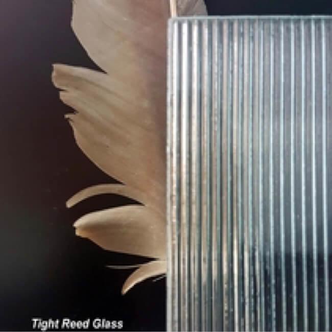 Tight Reed Glass