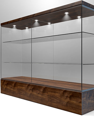 DC1 - Large Rectangle Display Case