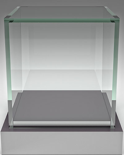 DC3 - Square Display Case