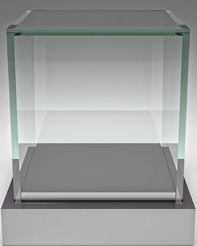 DC3 - Square Display Case