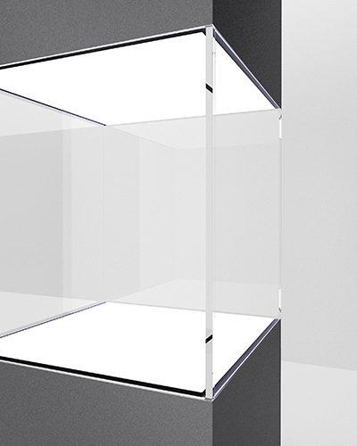 DC4 - Square Display Case
