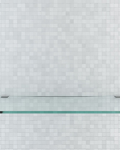SH3 - Bathroom Glass Shelves