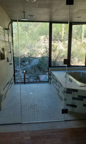 ST1 - Shower Room