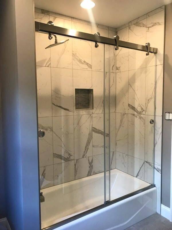 shower doors tucson az hartman glass