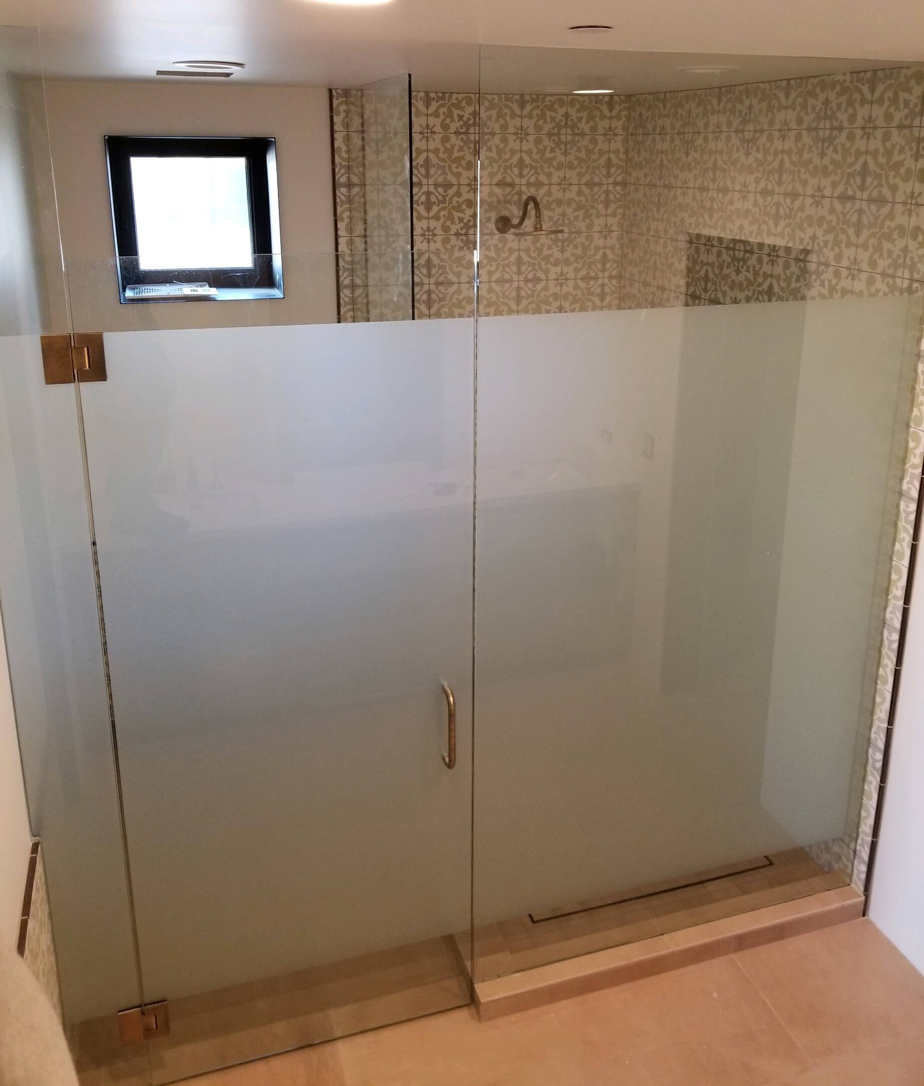 Shower Doors Tucson Az Hartman Glass 520 903 0766